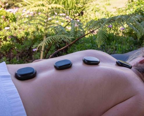 Enjoy Hot Stone Massage at Woodside Bay Waiheke Island
