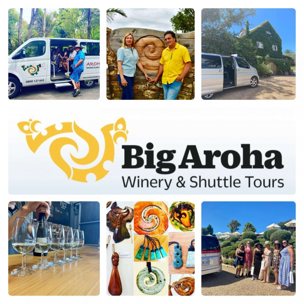 Big Aroha Tours
